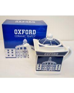 Elgate Oxford Ceramic Square Teapot 70010