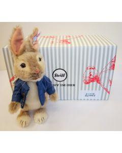 Steiff Peter Rabbit Movie Edition, Beatrix Potter, Mohair, 20cm, 355608