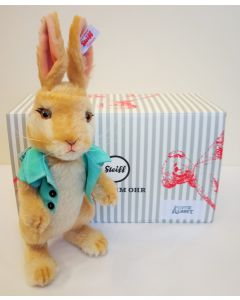 Steiff Cottontail Bunny Movie Edition Beatrix Potter Mohair, 26cm 355615