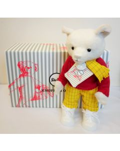 Steiff Rupert Bear 100th Anniversary Musical Bear 33cm 690587
