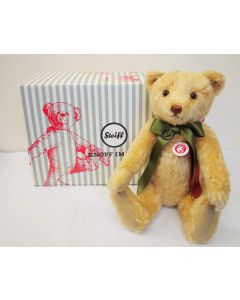 Steiff British Collectors Bear 2019  Blond Mohair 38cm 690761