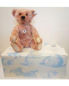 Steiff 1908 Replica Teddy Bear Mohair 50cm 403156