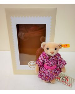 Steiff Great Escapes Tokyo Teddy bear in gift box 026799
