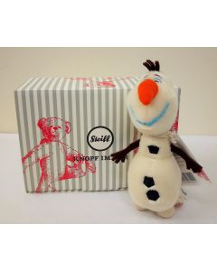 Steiff Olaf from Disney's Frozen, Miniature Ornament 16cm 355141