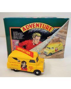 Corgi Comic Classics 'Adventure' Bedford C A Van Limited Edition 98754