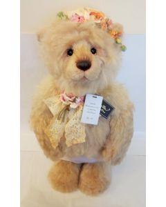 Charlie Bears Isabelle Masterpiece 2021 Mohair Teddy Bear SJ6116