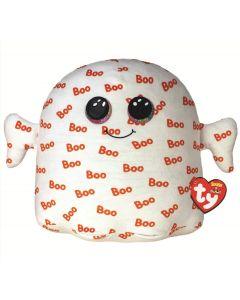 "Ty Goblin Ghost medium Halloween Squish-a-boo 10"" 39306"