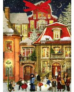 Coppenrath In the Christmas Avenue Traditional Advent Calendar 71504