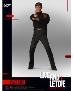 James Bond Live and Let Die Action Figure 1:6th Scale by Big Chief Studio BCJBLLD