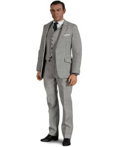 BCJB0002 James Bond Goldfinger Action Figure 1:6th Scale by Big Chief Studios