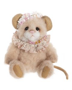 Charlie Bears Jasmine Minimo Mouse Wool MM206066B
