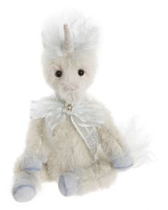 Charlie Bears Jewel Minimo Unicorn Mohair MM206069C