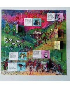 Swiss Kiss Journey of the Magi Advent Calendar