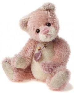 Balletshoe Bear Keyring by Charlie Bears CBK635297A