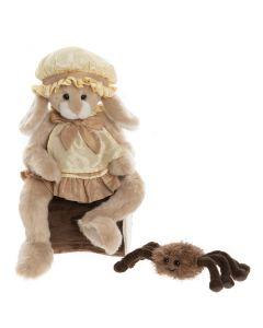 Charlie Bears Little Miss Muffet & Incy Wincy CB205252OAO