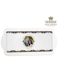 LP18081 Royal Wedding Sandwich Tray