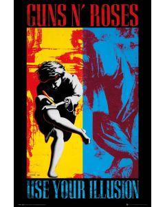 Guns n Roses Axl Rose Maxi Poster by GB Eye LP2097