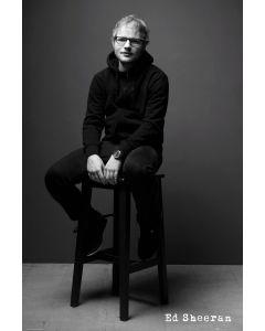 Ed Sheeran Black and White Poster LP2102