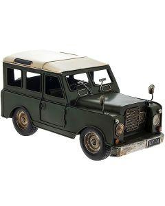 Landrover Defender Vintage Transport Model LP42179 Lesser & Pavey.