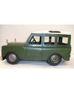 Landrover Defender Vintage Transport Model LP42179 Lesser & Pavey