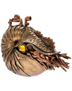 Steampunk Crustacean Bronzed Figure by Leonardo LP45789