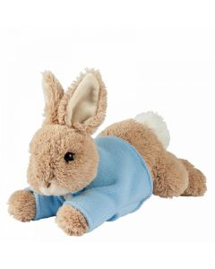 Lying Peter Rabbit Medium Soft Toy By GUND 6051633
