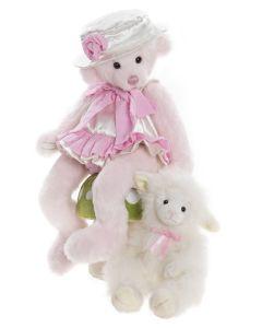 Charlie Bears Mary & Baabahrah 46cm & 25cm CB205250O1O