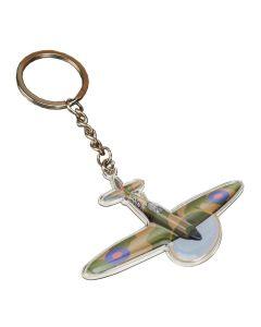 Spitfire Military Heritage Keyring MH141