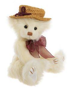 CB206000O Miss Daisy Plush Teddy Bear by Charlie Bears