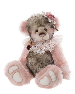 Charlie Bears Miss Travers Mohair Teddy Bear SJ6032