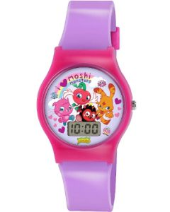 Moshi Monsters Pink Watch MM020