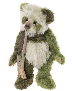 Charlie Bears Mr Swift Mohair Teddy Bear SJ6060