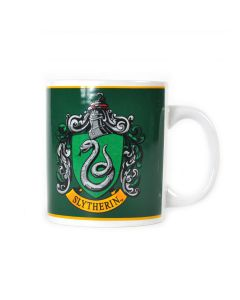 Harry Potter Mug Slytherin Crest MUGBHP05 by Half Moon Bay