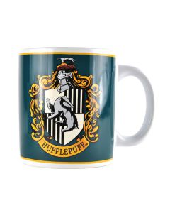 Harry Potter Mug Hufflepuff Crest MUGBHP16 by Half Moon Bay