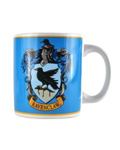 Harry Potter Mug Ravenclaw Crest MUGBHP15 by Half Moon Bay
