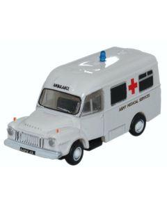 NBED006 Bedford J1 Ambulance Army Medical Services