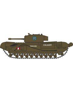 NCHT002 Churchill Tank 1st Canadian Army Brg Dieppe 1942