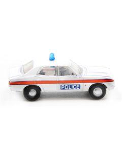 oxford diecast police ford cortina mkiii ncor3004-1