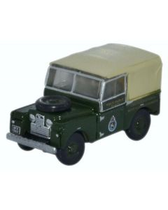 NLAN188008 Land Rover Series 1 Civil Defence