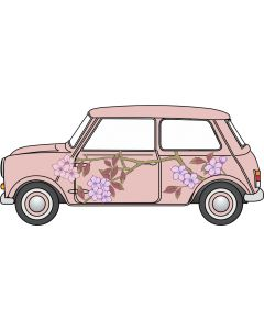 NMN006 Mini M & S Floral by Oxford Diecast