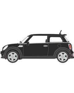 Oxford Diecast New Mini Midnight Black NNMN003