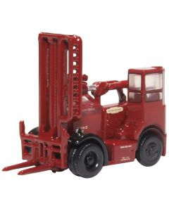 Oxford Diecast NSDF002 Shelvoke & Drewry Freightlifter British Rail (Crimson)