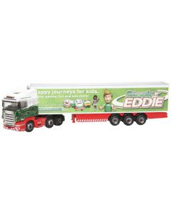 NSHL16FR Scania Highline Fridge Trailer Steady Eddie