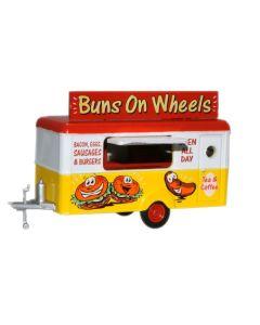 NTRAIL006 Mobile Trailer Buns on Wheels