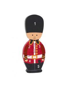 Soldier Number Puzzle | Orange Tree Toys OTT05489