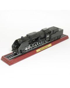 Atlas Editions OBB 214 Class Locomotive - Static Model