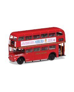 OM46316B AEC Type RM, ALM 50B, Heritage Route 15 Trafalgar Square, 'Mamma Mia!'