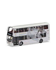 Corgi OM46516A Wright Eclipse Gemini 2, Brighton & Hove Bus and Coach Company, Route 5 Patcham, The Snowman