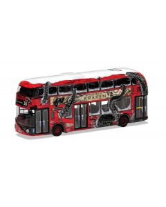 OM46624A New Routemaster Arriva London LTZ 1192 Route 38 Hackney Central, 'Release the Kraken'