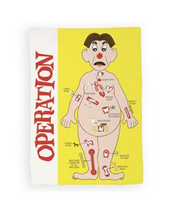 Operation tea towel by Hasbro GR31001